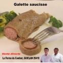 Grosses saucisses Bretonne x 4